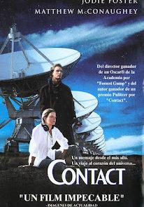 Contact-อุบัติการสัมผัสห้วงอวกาศ-(1997)