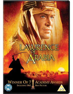 Lawrence Of Arabia ลอเรนซ์แห่งอารเบีย (1962)
