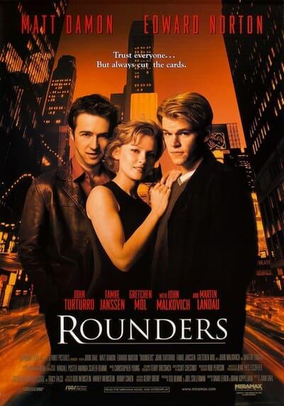 Rounders เซียนแท้ ต้องไม่แพ้ใจ (1998)